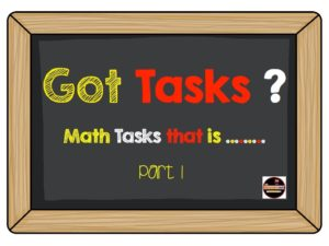 Got Tasks??? Part 1