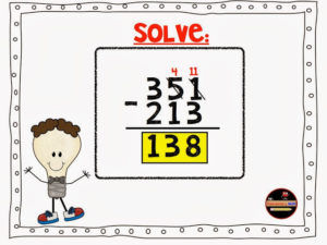 Rethinking the way we teach Subtraction