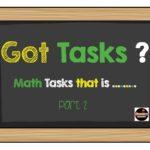 Got Tasks? Part 2