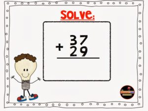 All about Addition Strategies