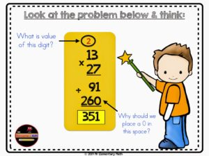 Multi Digit Multiplication Strategies