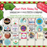 iHeart Math Holiday Hop