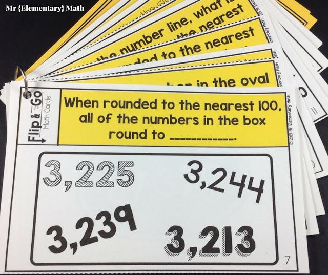 rounding-math-task-cards