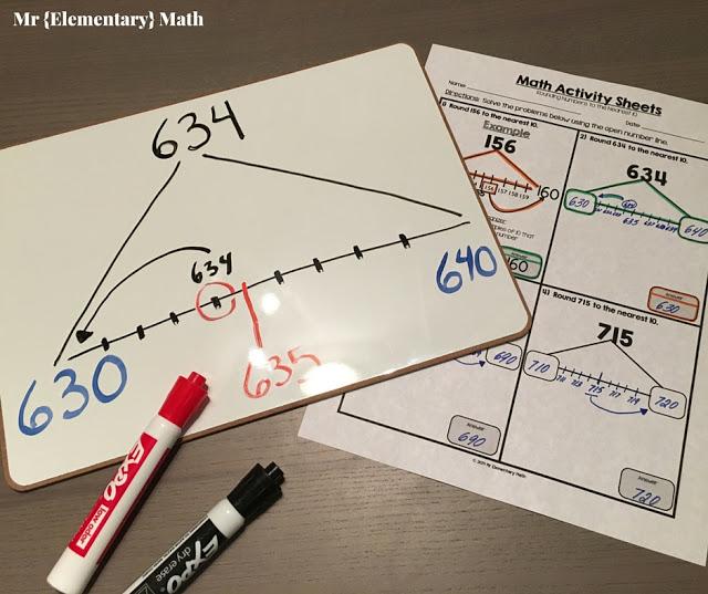 rounding-triangle-model