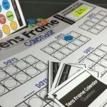 Ten Frame Calendars – A New Twist on Calendar Time