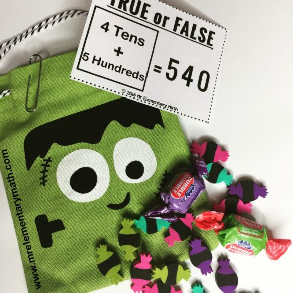 Fun math halloween activities that teach number sense and addition
