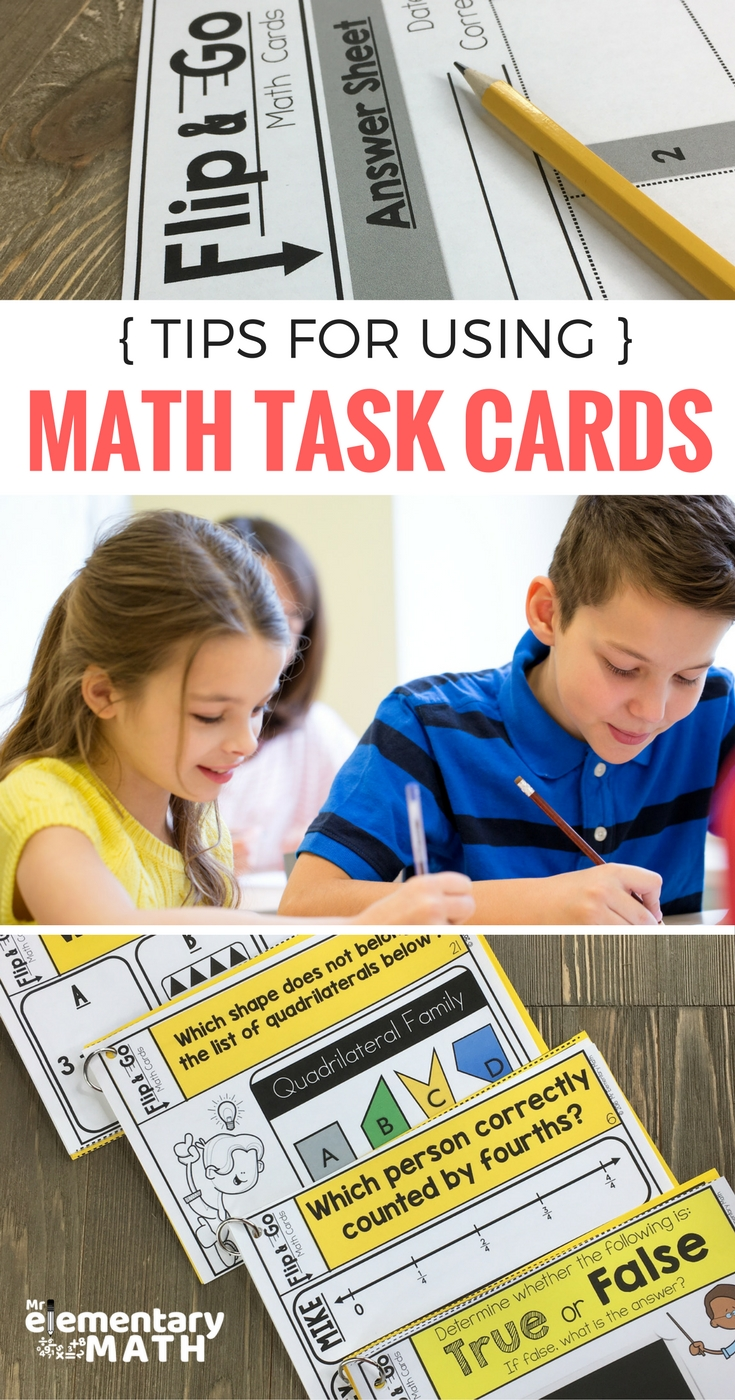 math-task-cards