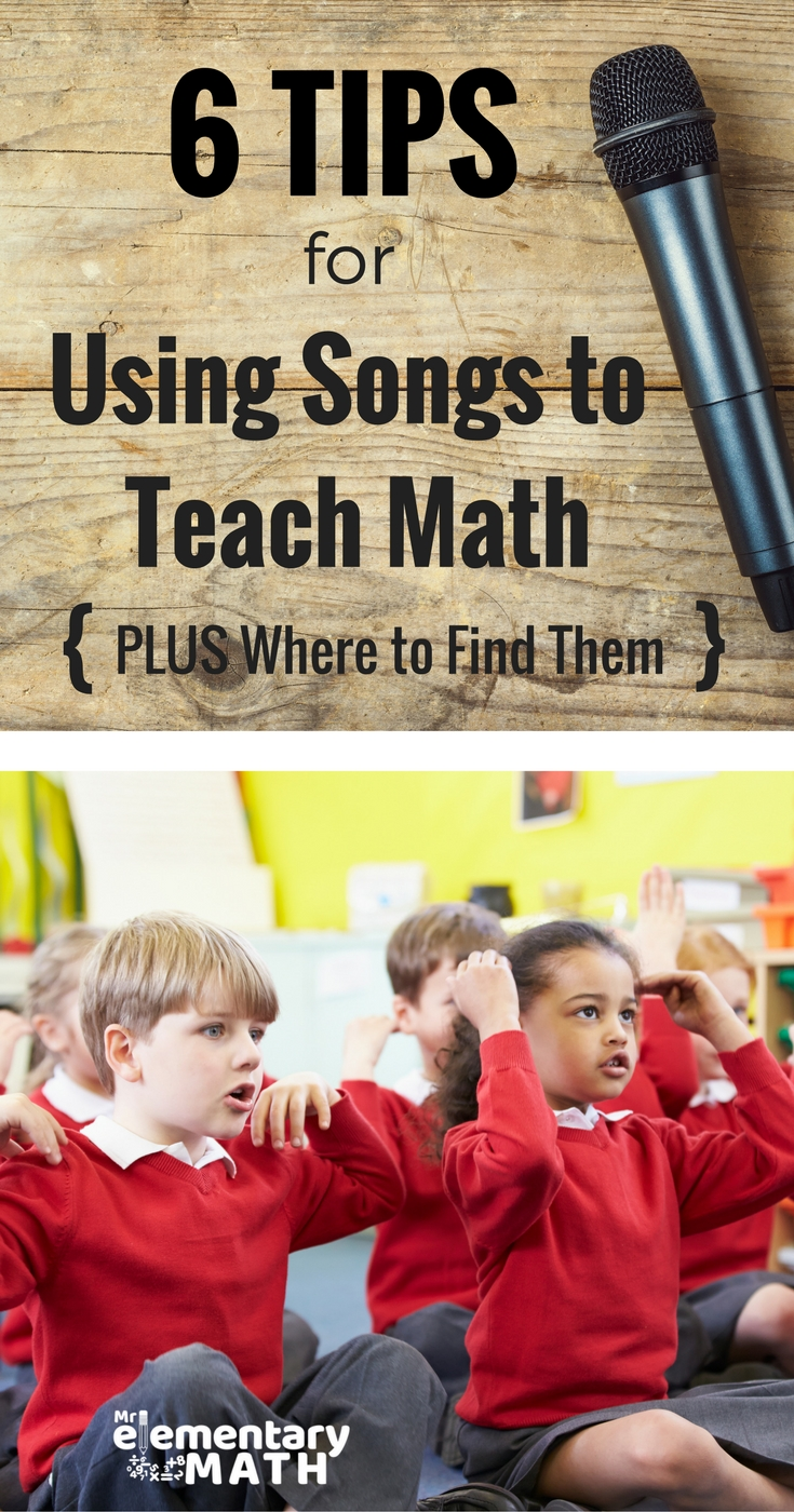 Math songs are an overlooked teaching strategy. Find tips for using them to review math and foster a positive learning environment.