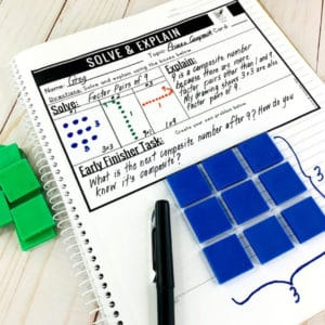 5 Ways to Include Math Problem Solving Activities in Your Classroom